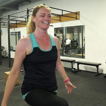 Peak Condition testimonials Becky